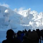 2014 大通5丁目 大雪像