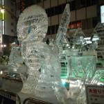 2014 すすきの氷の祭典 リス