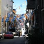 イスタンブール 裏通り