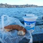 イスタンブールのパン