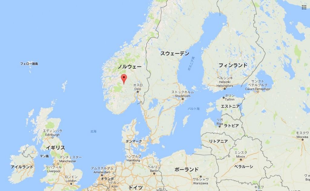 北欧 - ノルウェー