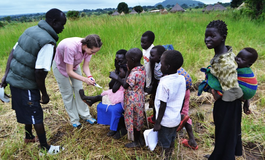 Karmoie - in South Sudan