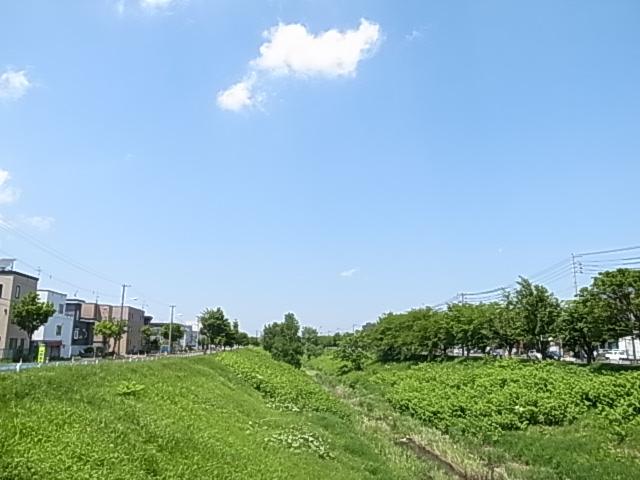 20170530 - 札幌市新川沿い