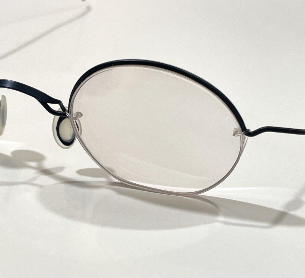 眼精疲労特化レンズ
