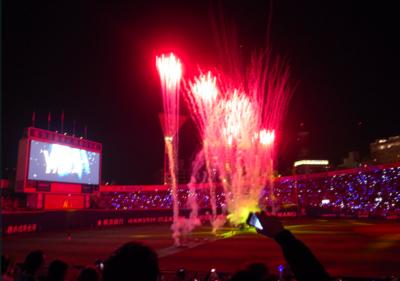 横浜スタジアム - 2017日本シリーズ第4戦