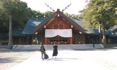 北海道神宮 - 境内