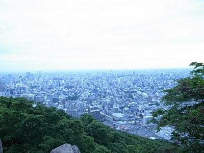 円山 - 山頂