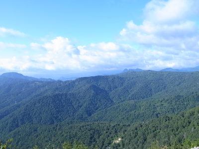 手稲山 - 山頂