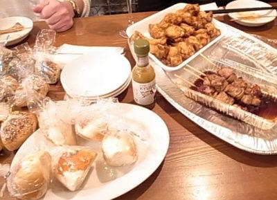 男吉 & 塩原精肉店 & 和三盆