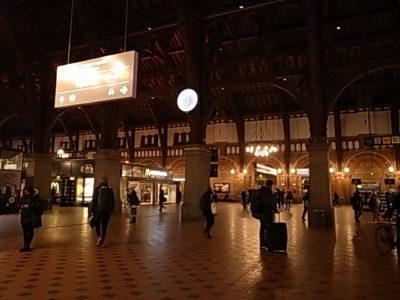 コペンハーゲン - 中央駅