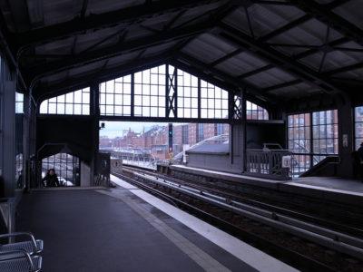 仕入旅 2018 - ハンブルク