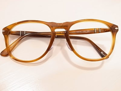 眼鏡 - 鼻盛り