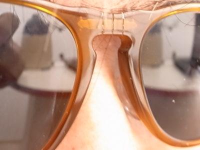 サングラス - 鼻盛り