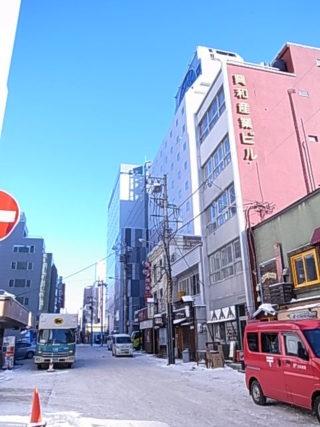 オヨヨ通り / 興和産業ビル