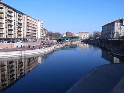 ミラノ - ナヴィリオ地区