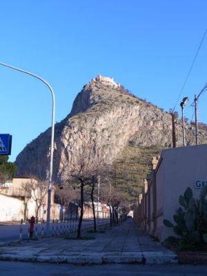 ペッレグリーノ山