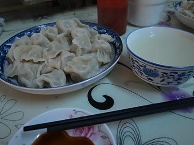 餃子 - 嘉峪関