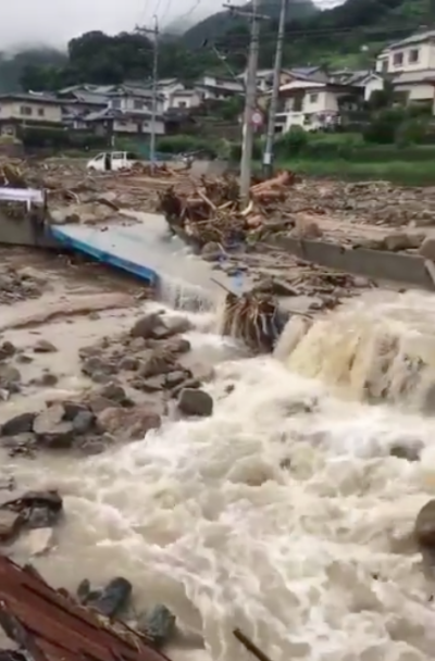 坂町 - 大水害