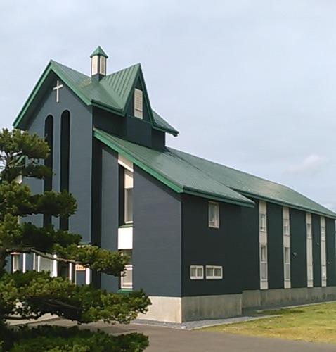 浦臼聖園教会